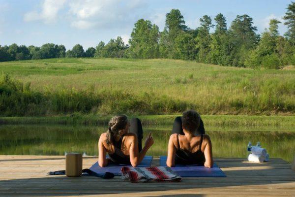 Yoga Ladies